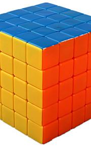 Legetøj Glat Speed Cube 5*5*5 Originale Minsker stress / Magiske terninger Regnbue ABS