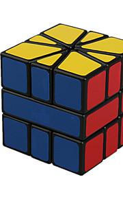 Legetøj Glat Speed Cube Alien Originale Minsker stress / Magiske terninger Sort Fade Plastik