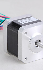 Crab Kingdom®  DIY Model Technology Accessories 42 mm Stepper Motor Circular Shaft