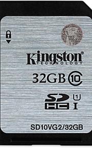 Kingston 32GB SD Karten Speicherkarte UHS-I U1 Class10