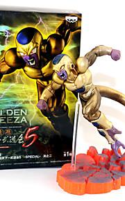 Bola de Dragón Freezer PVC 13.5CM Las figuras de acción del anime Juegos de construcción muñeca de juguete