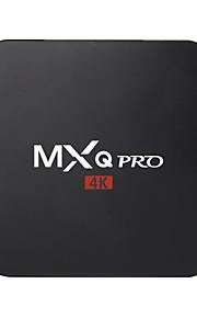 MXQ Pro Amlogic S905 Android TV Box,RAM 1GB ROM 8GB Quad Core WiFi 802.11n Bluetooth 4.0