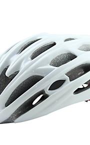 Dame / Herre / Unisex Bike Hjelm 30 Ventiler Sykling Sykling / Fjellsykling / Veisykling / Fritidssykling En størrelse PC / EPSHvit /