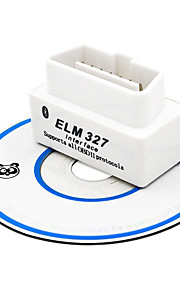 Super Mini V1.5 ELM327 Bluetooth OBD2 OBDII Scanner Adapter CAN-BUS Supports All OBD2 Compliant Cars After 1996