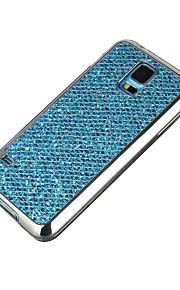 Per Placcato Custodia Custodia posteriore Custodia Glitterato Morbido TPU per SamsungS7 edge / S7 / S6 edge plus / S6 edge / S6 / S5 Mini