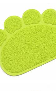 Katze Hund Betten Haustiere Matten & Polster Wasserdicht grün Baumwolle