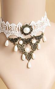 Lolita Jewelry Lolita Accessories Gothic Lolita Sweet Lolita Classic/Traditional Lolita Punk Lolita Wa Lolita Sailor Lolita Necklace