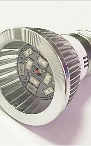 5W LED 글로우 조명 10 SMD 5730 165-190 lm 레드 블루 AC 85-265 V 1개