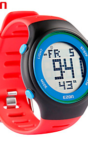 Fashion Watches EZON L008B11 Ultra-thin Outdoor Sports Leisure Watch 3ATM Water Resistant
