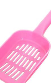 Gato Perro Limpieza Kits de Aseo Mascotas Útiles de Aseo Portátil Rosa Plástico
