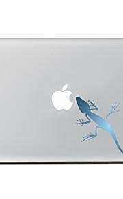 1 szt. Odporne na zadrapania Zabawa z logiem Apple Przezroczysty plastik Naklejka na obudowę Wzorki NaMacBook Pro 15'' with Retina