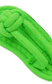 Brinquedo Para Cachorro Brinquedos para Animais Brinquedos para roer Elástico Verde Amarelo Púrpura Borracha