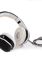 KEEKA Y-4 Høretelefoner (Pandebånd)ForMedieafspiller/Tablet Mobiltelefon ComputerWithMed Mikrofon DJ Lydstyrke Kontrol FM Radio Gaming