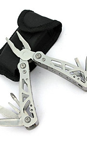 Plier Hiking Camping Travel Outdoor Multi Function Survival Metal pcs