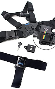 TELESIN PR-PAK-001 Chest Harness Front Mounting For OthersMotorcycle Ski/Snowboarding Bike/Cycling SkyDiving Surfing/SUP Rock Climbing