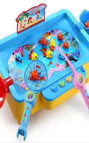 Brinquedos de Faz de Conta Novidades Tubarão Plástico Azul Marinho