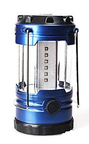 Lanternas e Luzes de Tenda LED 1000 Lumens Modo Campismo / Escursão / Espeleologismo Plástico