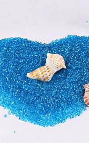 קישוט אקווריום רקעים מלאכותי זכוכית כחול