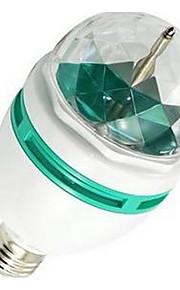 3W Bombillas LED Inteligentes T 1 800-1000 lm RGB Decorativa 110-120 V 1 pieza