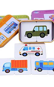 פאזלים צעצוע חינוכי אבני בניין צעצועי DIY 1 עץ קשת תחביבים ופנאי