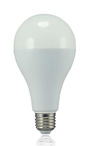 20W E26/E27 LED-bollampen A80 24 SMD 2835 1700 lm Koel wit V 1 stuks