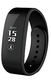CRADMISHA Touch Screen Heart Rate Monitor Health Bracelet Pedometer Sleep Fitness Tracker Waterproof Bluetooth Smart Wristband Band w3