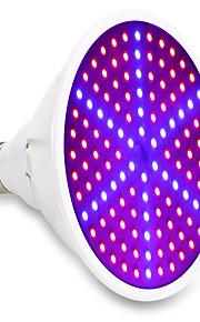 15W E27 LED-kweeklampen 126 SMD 5730 1200 lm Rood Blauw V 1 stuks