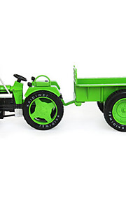 Véhicule de Ferme Jouets Jouets de voiture 1:18 Métal ABS Plastique Vert Maquette & Jeu de Construction