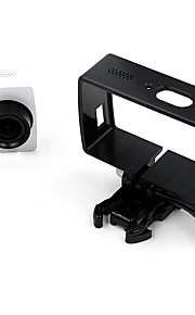 TELESIN YI-FMS-002-BK Smooth Frame For Xiaomi Camera Ski/Snowboarding Bike/Cycling SkyDiving Rock Climbing Travel