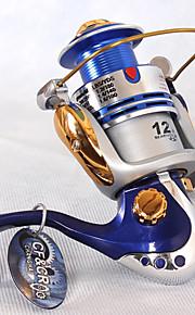 リール スピニングリール 2.6:1 13 ボールベアリング 交換可能 一般的な釣り-CF30