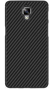 용 충격방지 반투명 케이스 뒷면 커버 케이스 단색 하드 PC 용 OnePlus One Plus 3 One Plus 3T