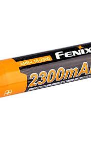 fenix 18.650 2300mAh 3.6V Li-Ion laddningsbart batteri-ARB-l18-2300