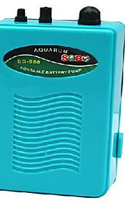 Aquarium Air Pump Energy Saving Plastic 2