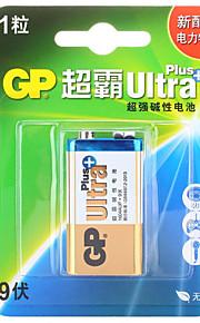gp GP1604A-L1 9V alkaline batterij 1 pak