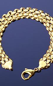 Armbånd Kæde & Lænkearmbånd Plastik Geometrisk form Mode Vintage Boheme StilBryllup Fest Speciel Lejlighed Fødselsdag Forlovelse