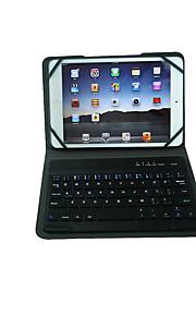 7 pouces et 8 pouces tablette clavier en cuir universel pc clavier iPad clavier