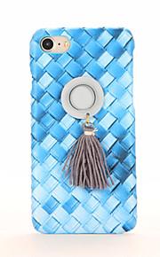 För GDS (Gör det själv) fodral Skal fodral Färggradient Hårt Textil för AppleiPhone 7 Plus iPhone 7 iPhone 6s Plus iPhone 6 Plus iPhone