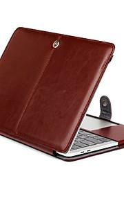 for macbook pro 15,4 13,3 ny pro15.4 13,3 tommers tablet luksus ultra slank magnetisk folio stå Crazy Horse mønster skinnveske deksel