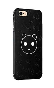 För Stötsäker Mönster fodral Skal fodral Tecknat Mjukt Silikon för AppleiPhone 7 Plus iPhone 7 iPhone 6s Plus iPhone 6 Plus iPhone 6s
