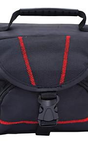 i-107 Black Camera Bag for All DSLR and Mini DSLR DV Cameras Nikon Canon Sony Olympus... - Black