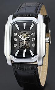 Masculino Mulheres Unissex Relógio Esportivo Relógio Elegante Relógio Esqueleto Relógio de Moda Relógio de Pulso relógio mecânicosuíço