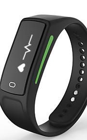 NONE Smart armbåndVandafvisende Lang Standby Brændte kalorier Skridttællere Træningslog Sundhedspleje Sport Pulsmåler Vækkeur Påførelig