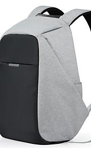 multifunctionele laptop backpack17 inch zakelijke rugzakken ongedwongen reizen polyester zakken waterdicht