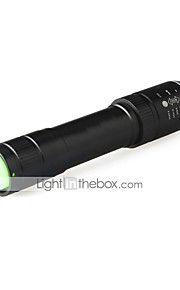 U'King CREE XML T6 LED 2000LM 3Modes Zoomable Flashlight Torch Life Waterproof