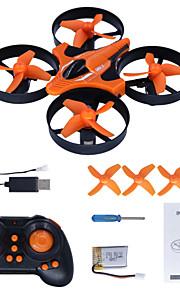 Drone RC 4CH 6 Eixos 2.4G Quadcópero com CRIluminação De LED Retorno Com 1 Botão Seguro Contra Falhas Modo Espelho Inteligente Vôo