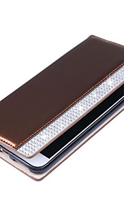 Per A portafoglio Porta-carte di credito Con diamantini Con chiusura magnetica Custodia Integrale Custodia Tinta unita Resistente