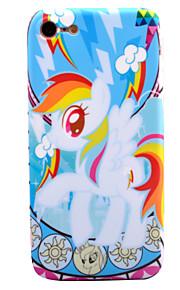 Per IMD Fantasia/disegno Custodia Custodia posteriore Custodia Cartone animato Morbido TPU per AppleiPhone 7 Plus iPhone 7 iPhone 6s Plus
