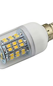 4W E12 LED-kornpærer T 48 SMD 2835 380 lm Varm hvit Kjølig hvit Dekorativ V 1 stk.