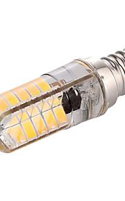 3W E12 נורות שני פינים לד T 40 SMD 5730 200-300 lm לבן חם לבן קר דקורטיבי AC110 AC220 V חלק 1