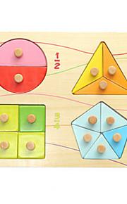 Quebra-cabeças Quebra-Cabeça Blocos de construção Brinquedos Faça Você Mesmo Quadrangular Hobbies de Lazer